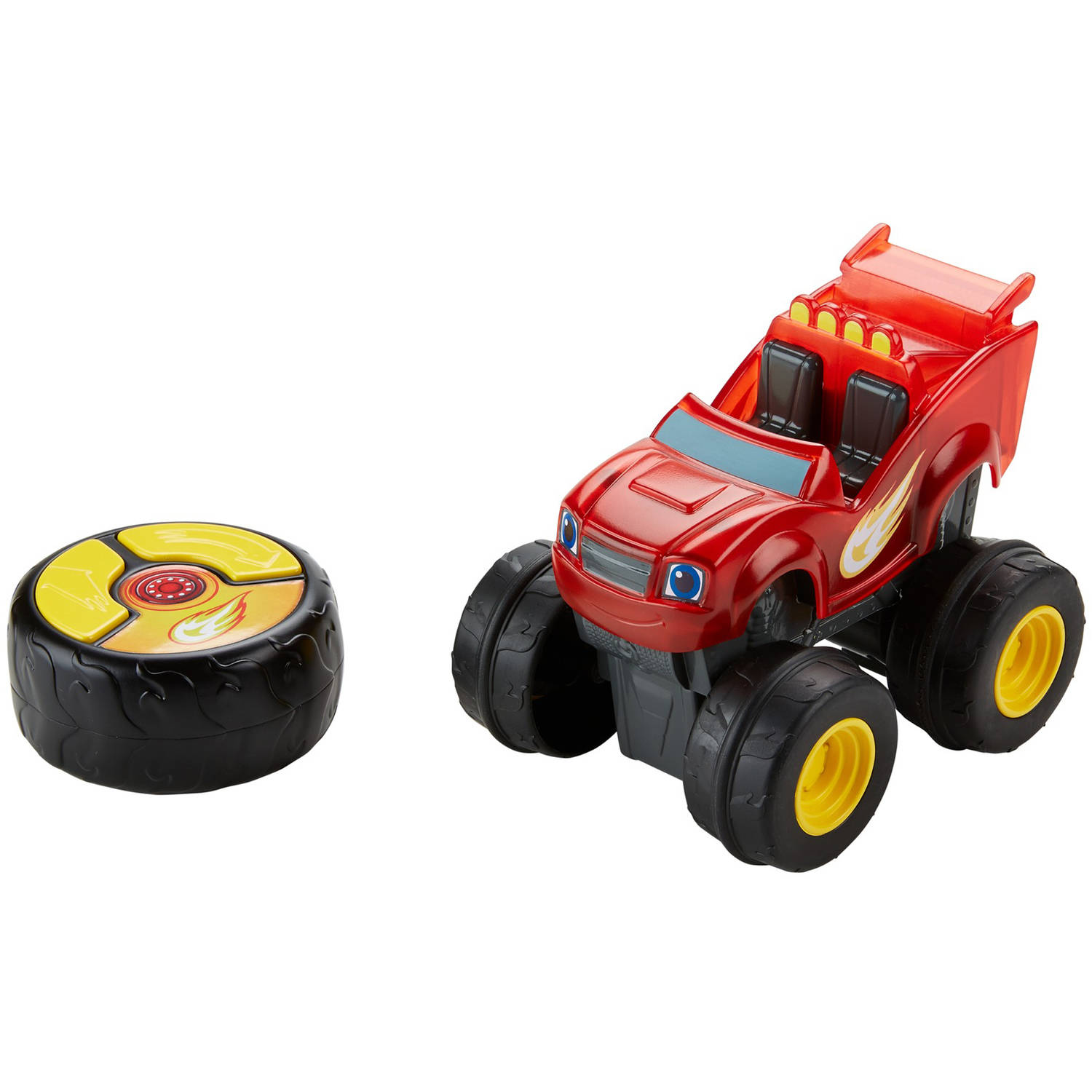 Nickelodeon Blaze and the Monster Machines R C Racing Blaze by FISHER-PRICE BRANDS A DIVISION OF MATTEL DIRECT IMPORT INC