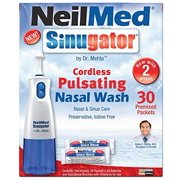 NeilMed Sinugator Pulsating Nasal Wash