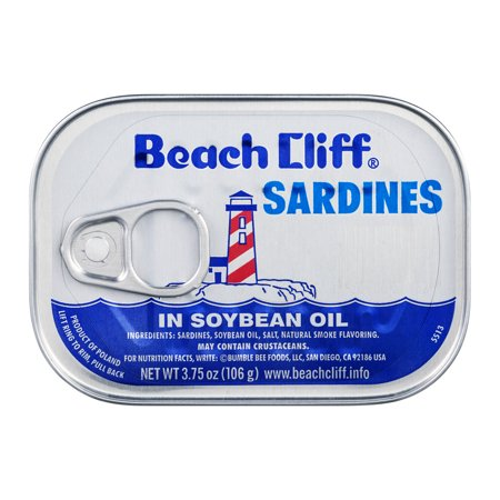 Beach Cliff Canned Foods