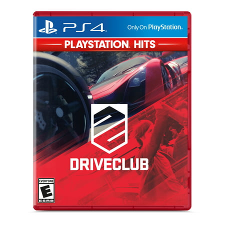 Driveclub - PlayStation Hits, Sony, PlayStation 4, 711719522935