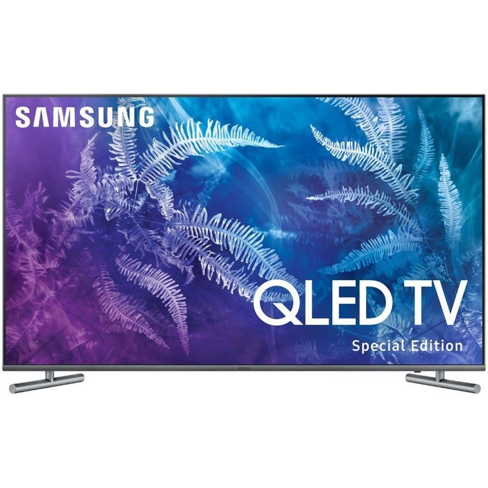 "Samsung 55"" Class 4K (2160p) 3D Smart QLED TV (QN55Q6FAMFXZA)"