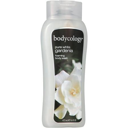 (2 pack) Bodycology Pure White Gardenia Moisturizing Body Wash, 16 fl oz (Gardenia Body Wash)