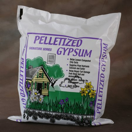 Gypsum Pelletized 40Lb