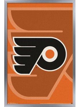 NHL Philadelphia Flyers - Logo 14 Poster