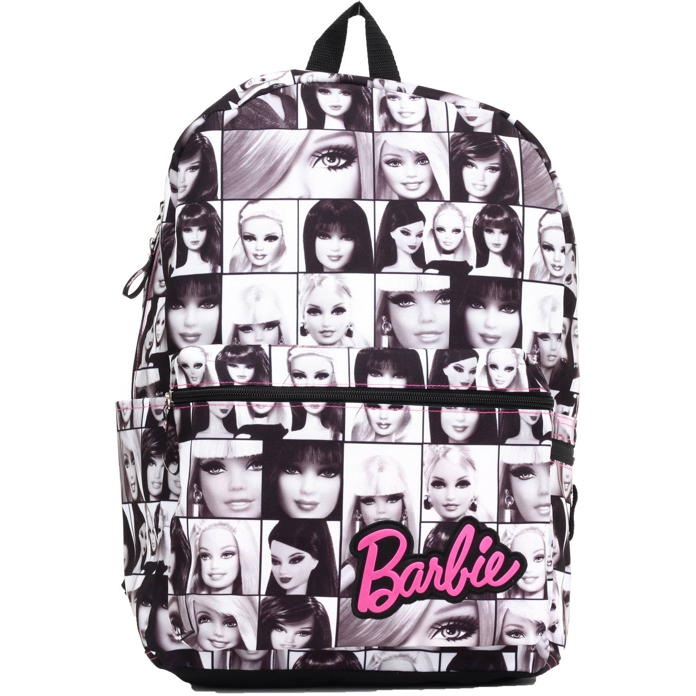 "17"" Barbie Full Size Backpack"