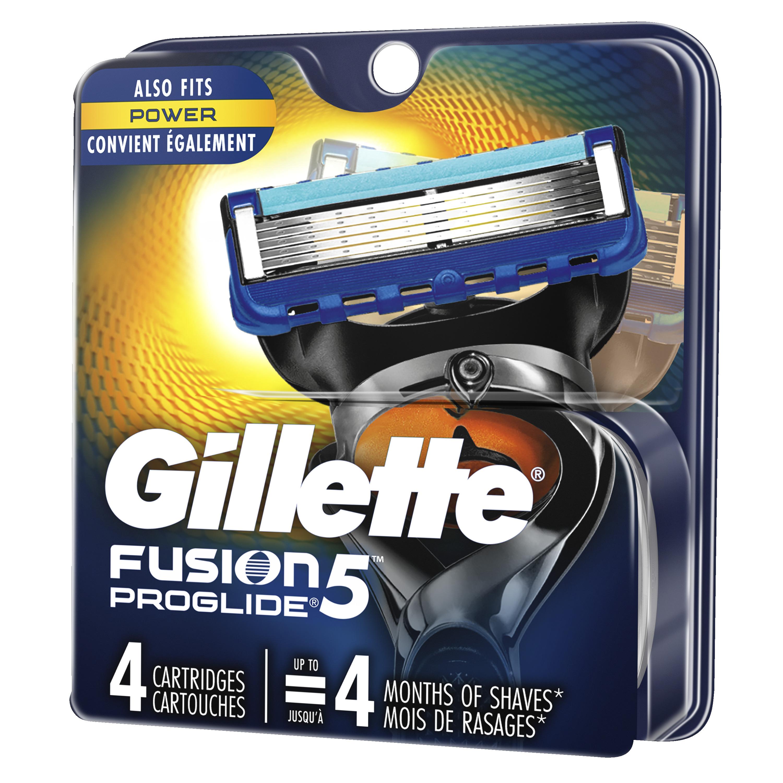 Gillette fusion proglide manual razor with flexball technology - Gillette Fusion Proglide Manual Razor With Flexball Technology 30