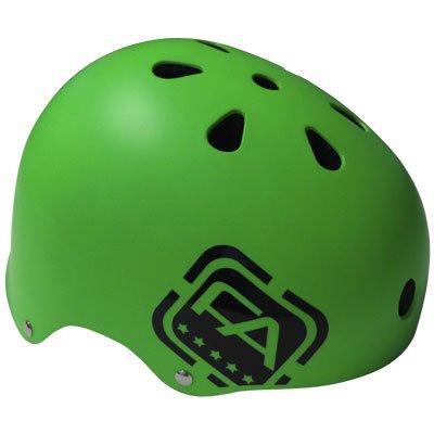 Monsters Helmet (Free Agent Helmet Street Green 'Monster')