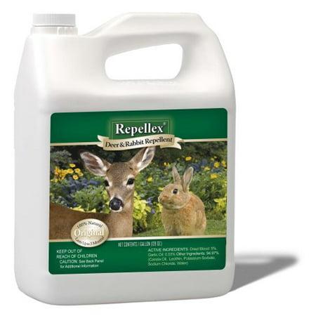 Repellex Original Deer and Rabbit Repellent, 1 Gallon ()