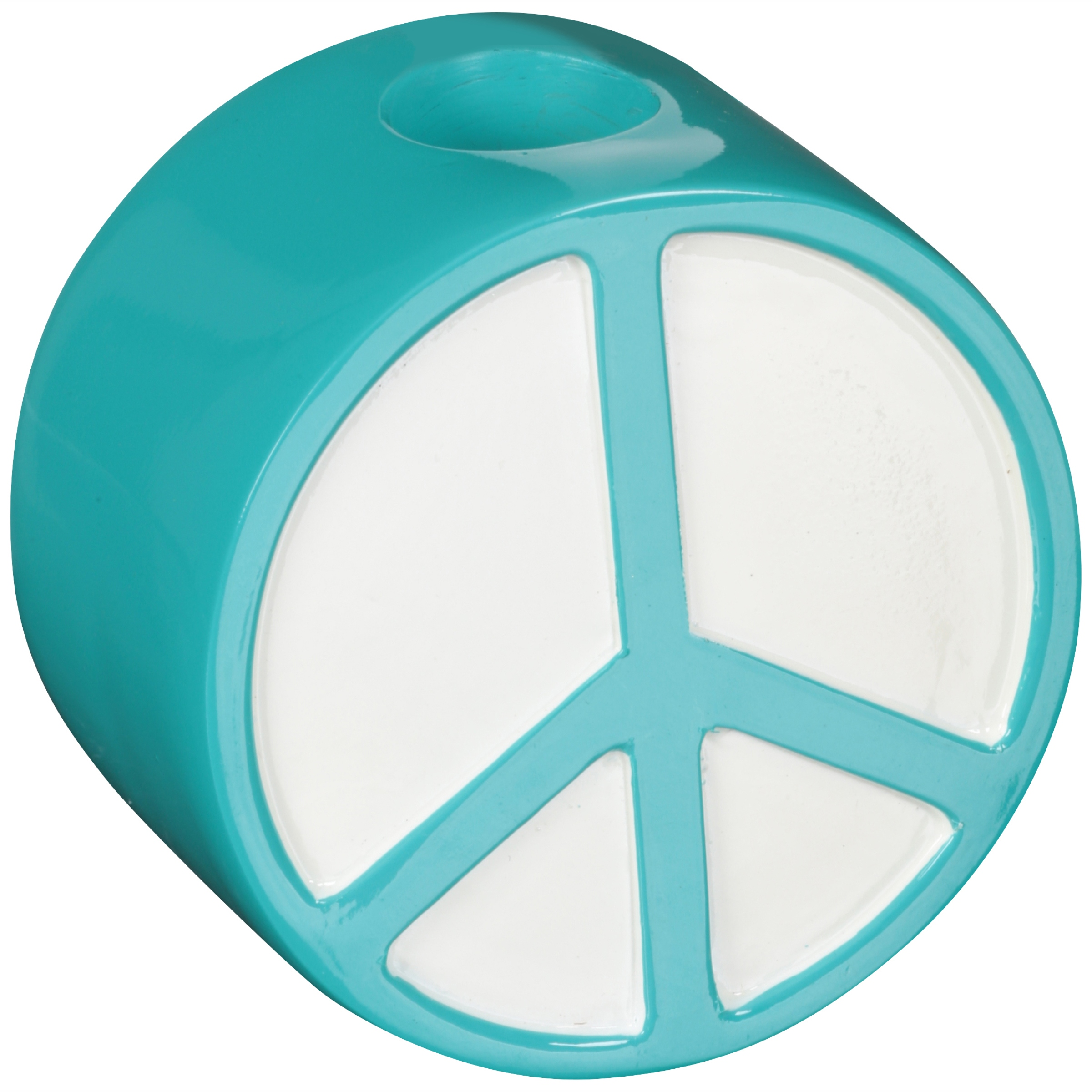 Challis & Roos™ World of Peace Toothbrush Holder