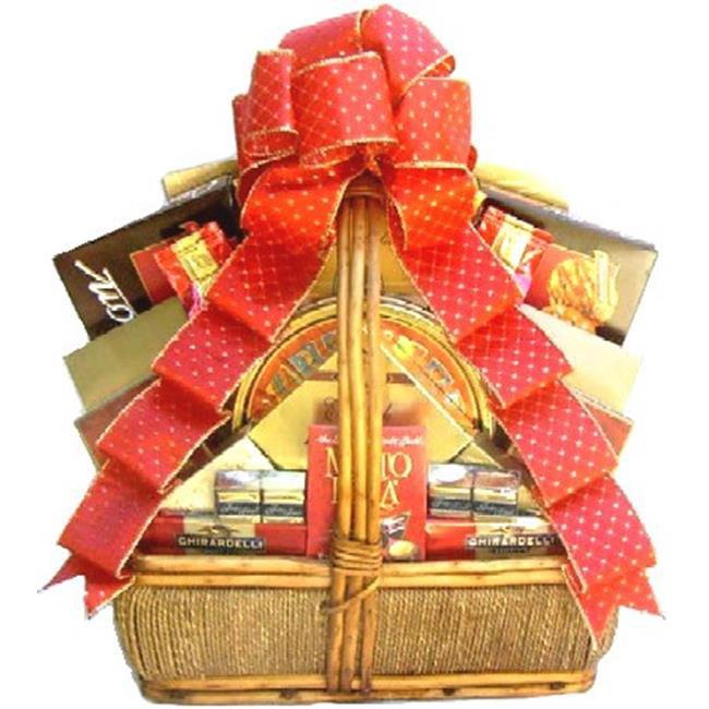 Gift Basket Drop Shipping GoEl-06-Lg Golden Elegance, Large