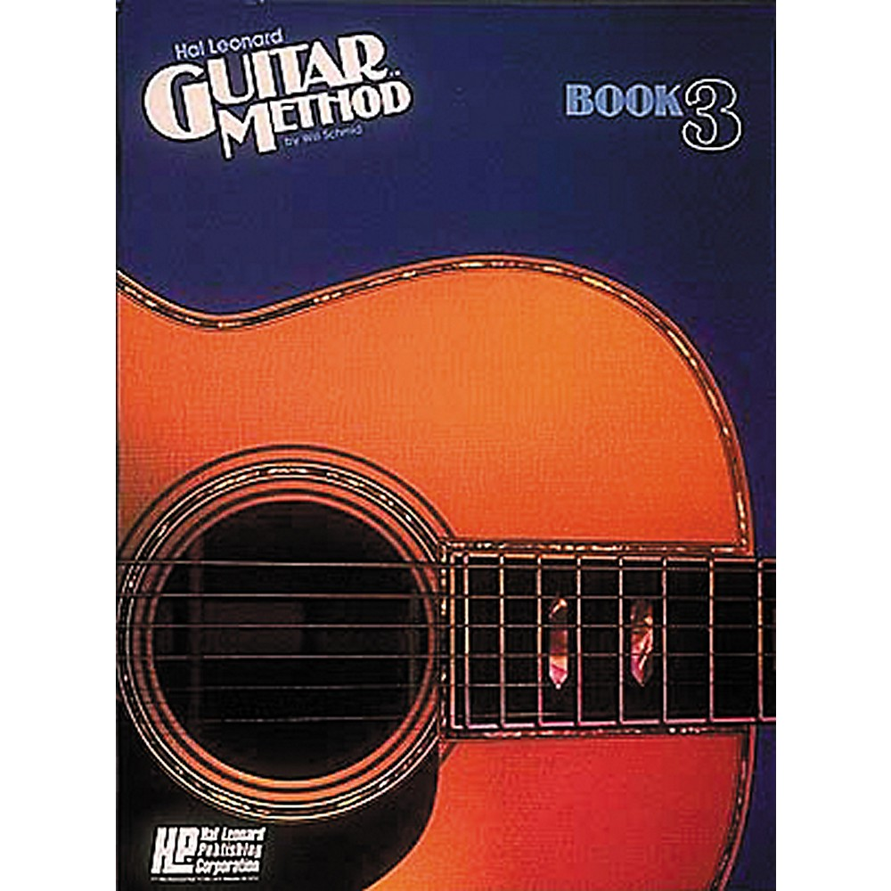 Hal Leonard Guitar Method Book 3 (Book)
