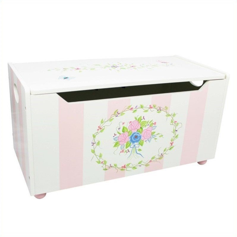 Fantasy Fields Bouquet Toy Chest by Teamson