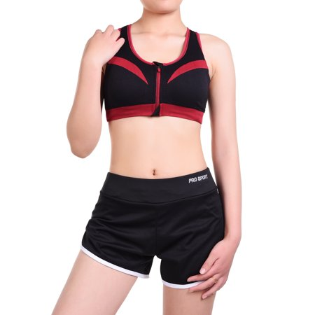 Womens Sports Suit-Vbiger Women Sport Suits Sports Bra Yoga Pants Gym Outfits Breathable Bra and Shorts for Women](Nun Outfits For Sale)