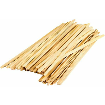 Teacher Created Resources TCR20924 7 x 0.25 in. Stem Basics Skinny Craft Sticks, 120 (Skinny Beach Sticks)