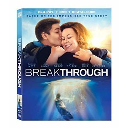 Breakthrough (Blu-ray + DVD)