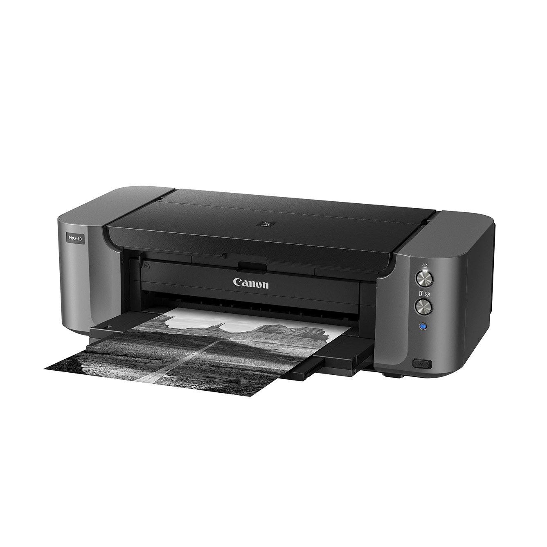 Canon PIXMA PRO-10 Color Professional Inkjet Photo Printer 6227B002 by Canon