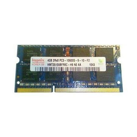 Hynix hmt351s6bfr8c-h9n0 ddr3-1333 sodimm 4gb/512mx64 hynix chip notebook memory - bulk