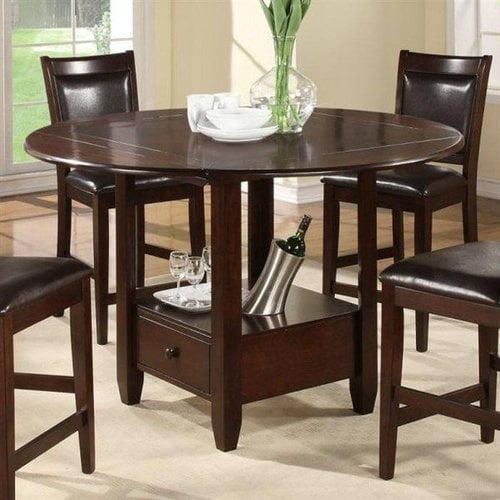 Alpine Furniture 259-22 Morgan Counter Height Table