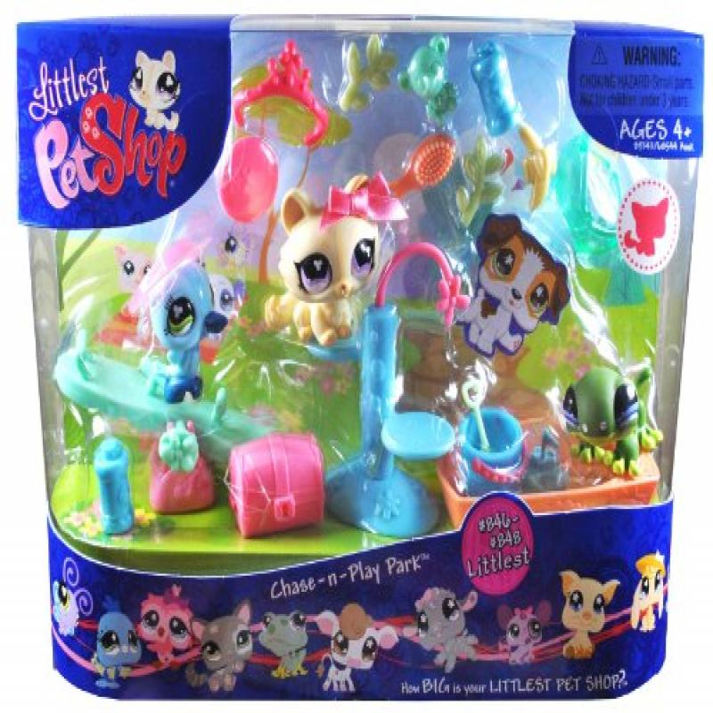 Hasbro Littlest Pet Shop Littlest Series 3 Pack Bobble He...