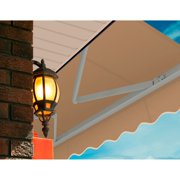Advaning Classic C Series 10 ft. Motorized Retractable Patio Awning