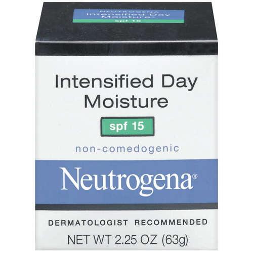 Neutrogena Intensified Day Moisture, SPF 15 Moisturizer, 2.25 oz