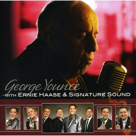 George Younce - With Ernie Haase & Signature Sound [CD] (Signature Music)
