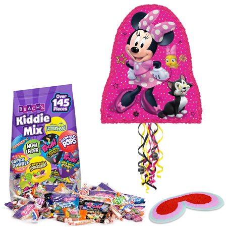 Minnie Mouse Happy Helpers Pinata Kit - Minnie Mouse Pinatas