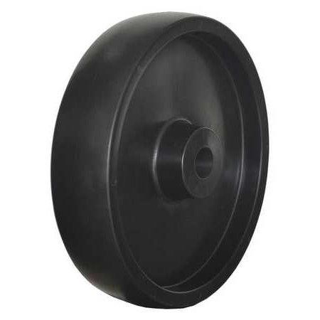 - DAYTON MH34D67001G Hard Rubber Wheel,10