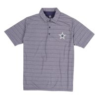 Dallas Cowboys Men's Silas Performance Polo