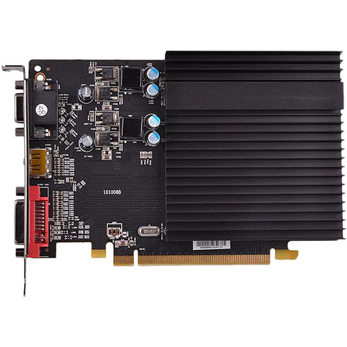 XFX AMD Radeon HD 6450 2GB DDR3 PCI-E 2.1 Graphics Card