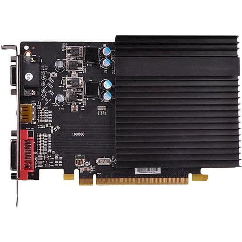 XFX AMD Radeon HD 6450 2GB DDR3 PCI-E 2.1 Graphics Card