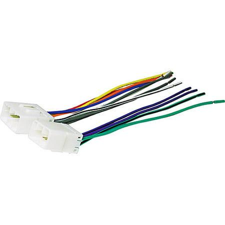 scosche ma02b 1988 2003 mazda speaker wire harness. Black Bedroom Furniture Sets. Home Design Ideas