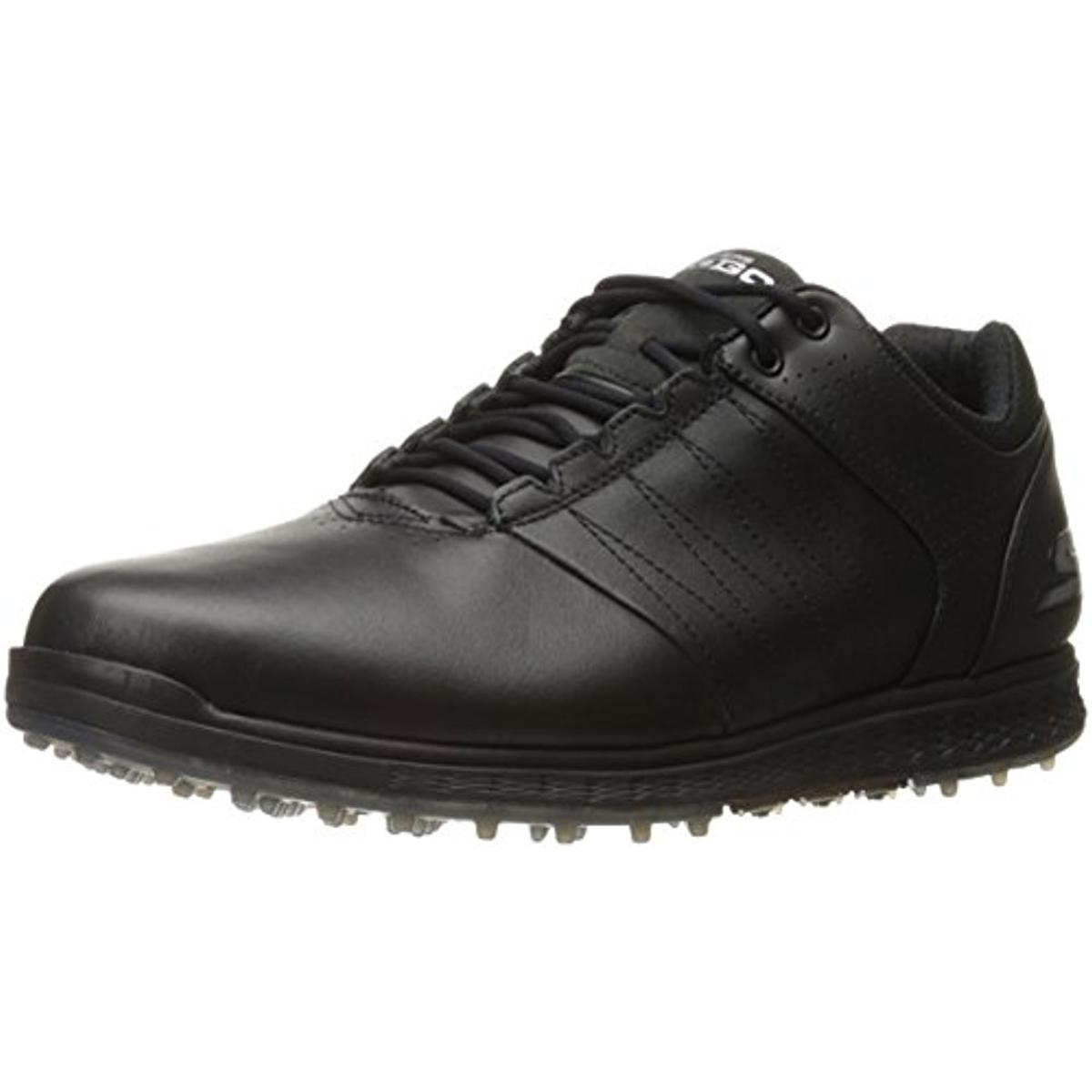 Skechers Mens Go Golf Leather Lightweight Golf Shoes by Skechers