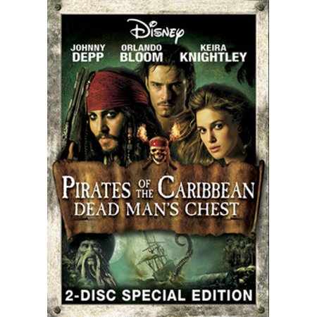 Pirates of the Caribbean: Dead Man's Chest (DVD) (Angelica In Pirates Of The Caribbean)