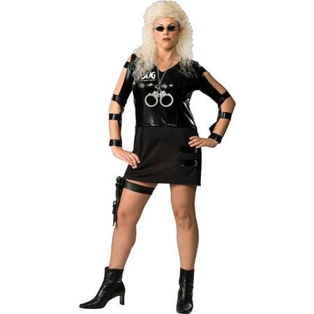 Beth the Bounty Hunter Adult Halloween Costume - Demon Hunter Halloween Costume