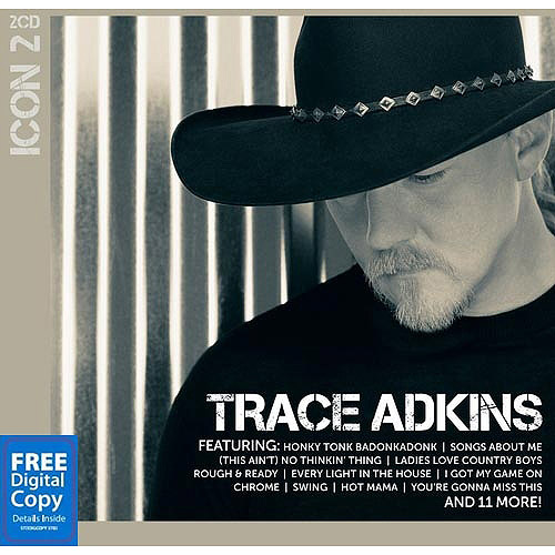 Icon Series 2: Trace Adkins (Walmart Exclusive) (Free Digital Copy) (2CD)