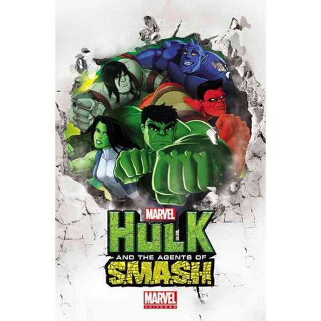Hulk: Agents of S.M.A.S.H. by