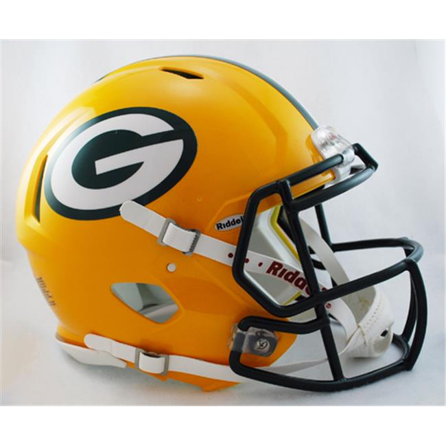 Victory Collectibles 3001635 Rfa Green Bay Packers Full Size Authentic Speed Helmet