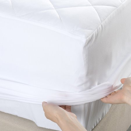 Quiet Comfort Soft Mattress Pad Cover in Multiple Sizes