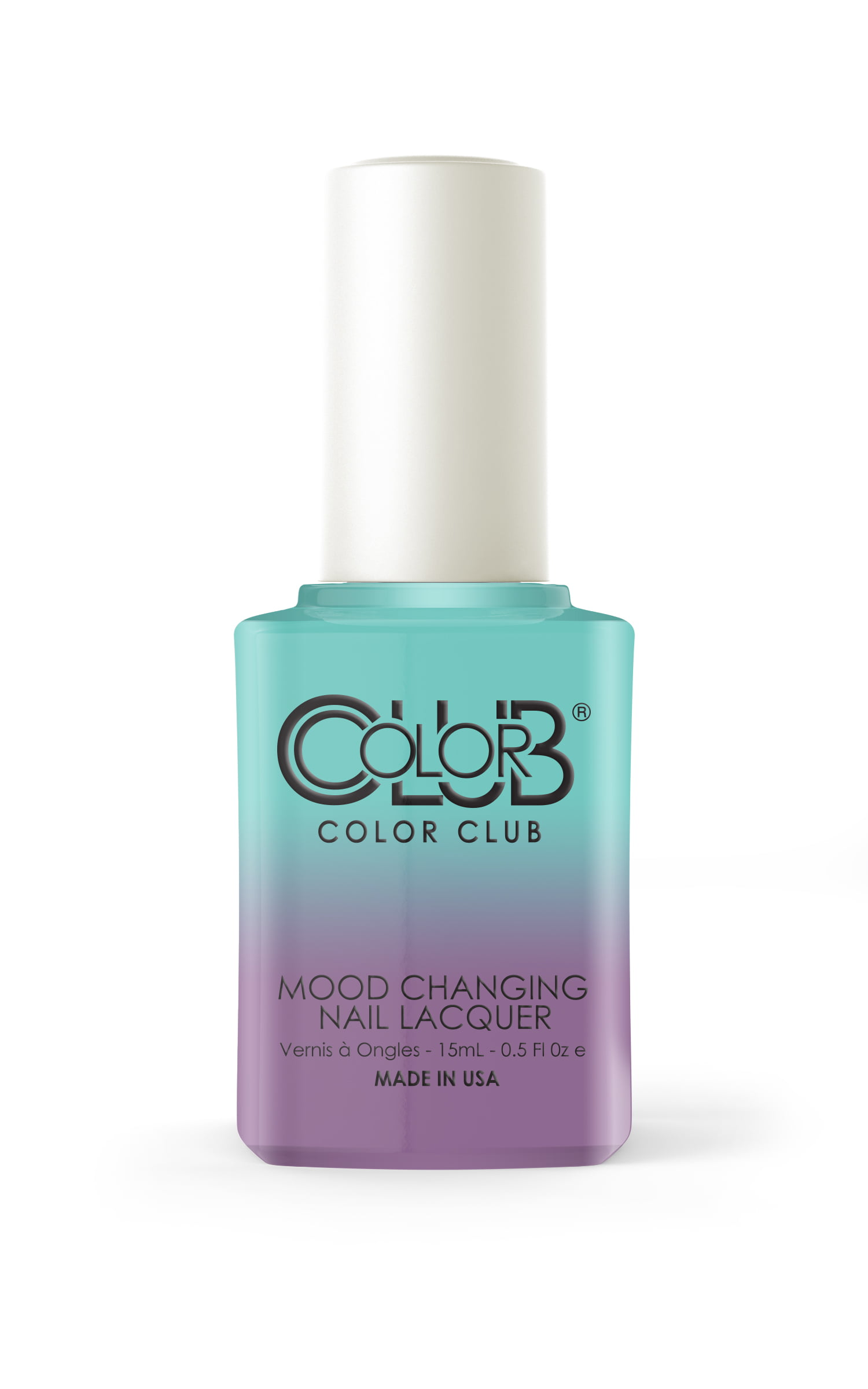Color Club Mood Color Changing Thermal Nail Polish, Cool Story ...