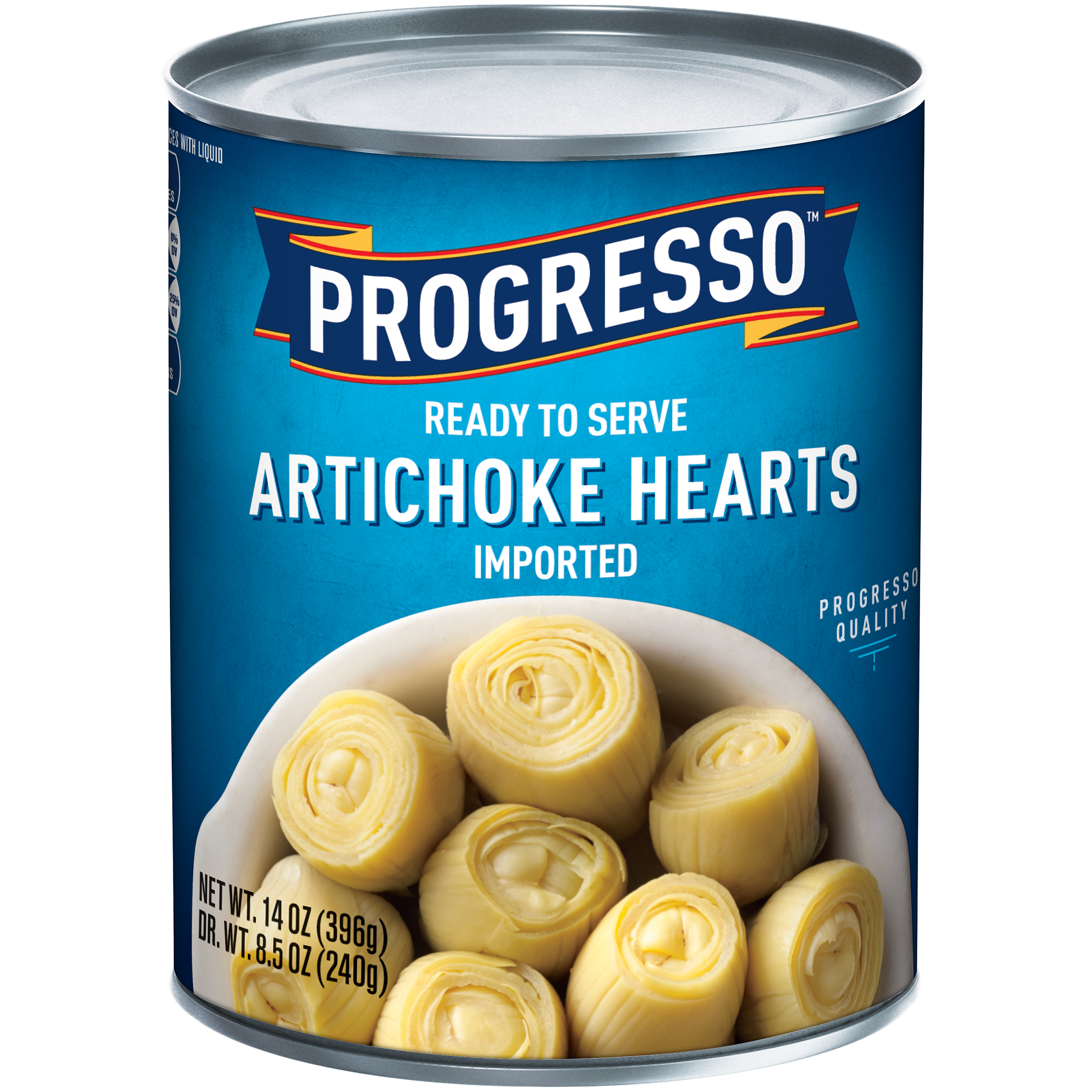 Progresso��� Ready to Serve Imported Artichoke Hearts 14 oz. Can