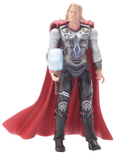The Mighty Avenger Thor Action Figure [Lightning Clash] by Hasbro Inc