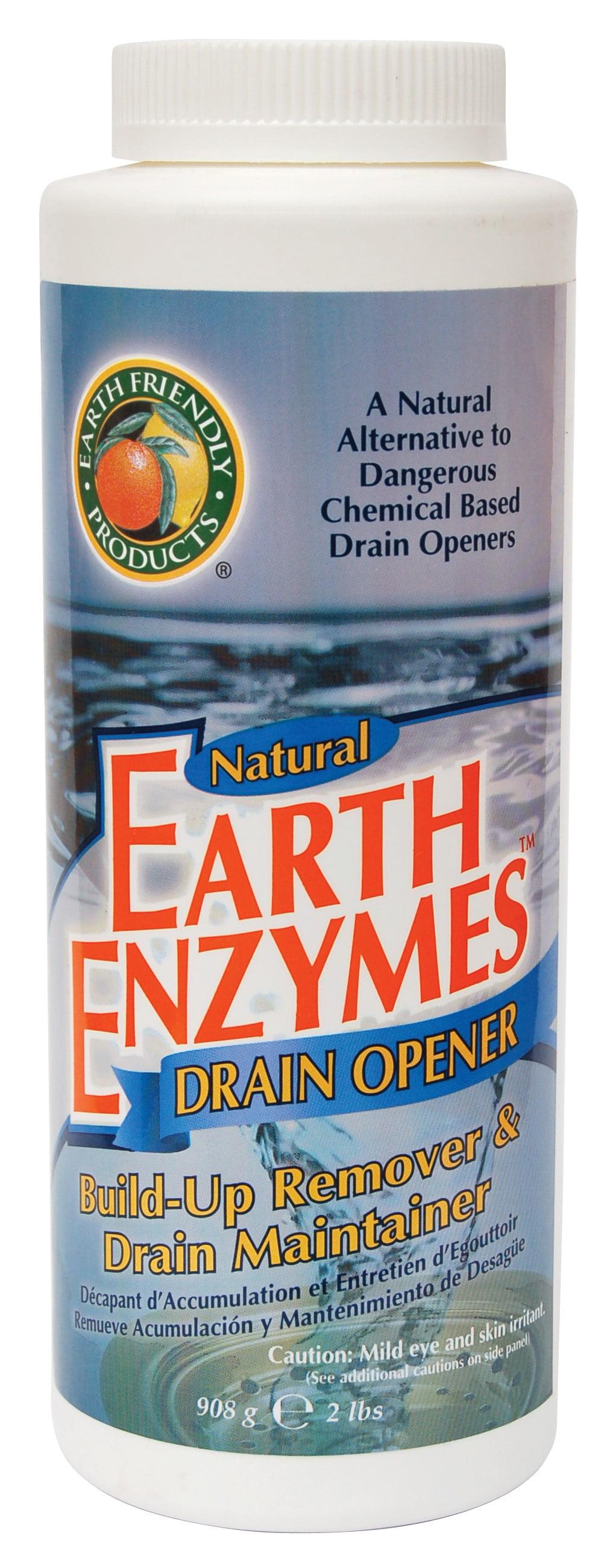 Ecos Earth Enzymes Drain Cleaner 32 Oz Walmart Com
