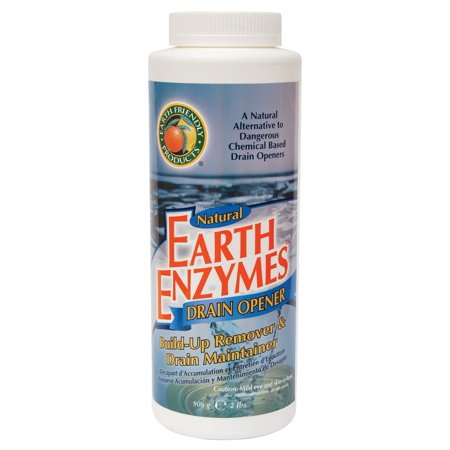 ECOS Earth Enzymes Drain Cleaner, 32 Oz