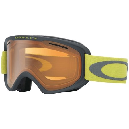 Oakley Adult O2 XM Snow Goggles (Citrus)