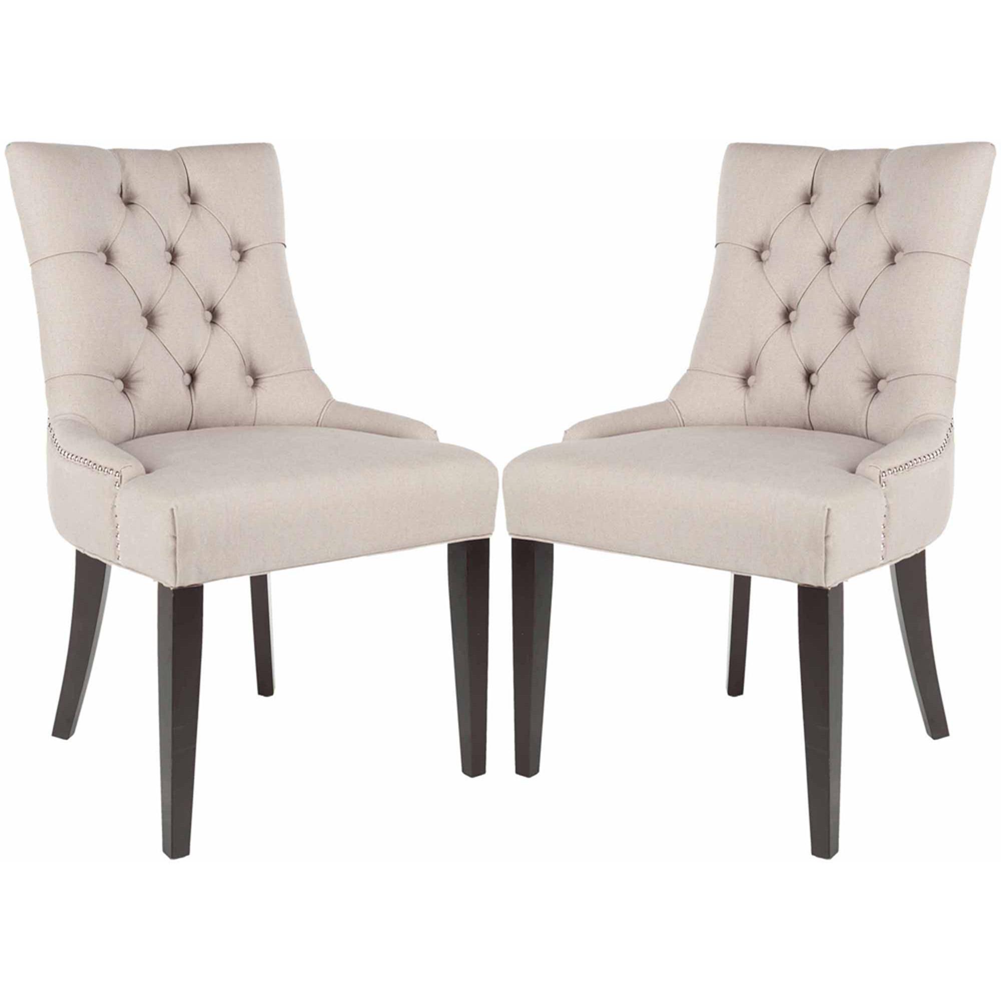 Safavieh Abby Side Chair Set of 2 Walmart