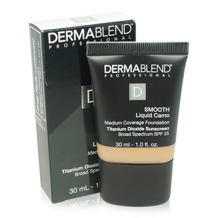 Dermablend Smooth Liquid Camo Foundation Chestnut 40N 1 Oz