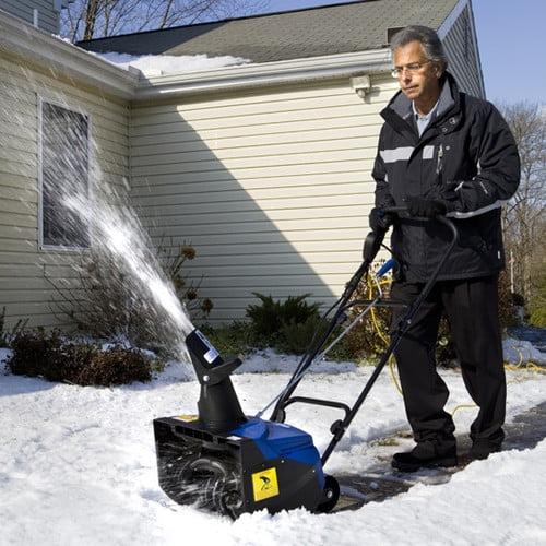 Snow Joe Sj620 Ultra Series 13 5 Amp 18 In Electric Snow Thrower