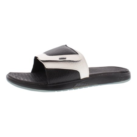 Arclite Black/White Sandals Men's Shoes Size