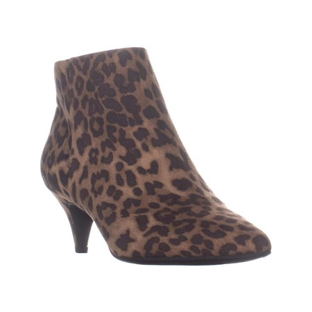 Womens Circus Sam Edelman Kirby Kitten Heel Ankle Boots, Brown/Black, 6 US / 36 - Cirrus Boot